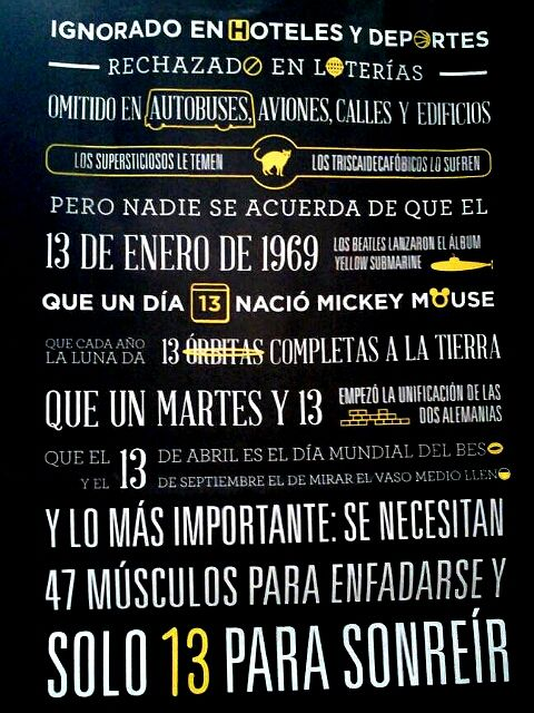 Martes 13 | Ads and posters | Pinterest