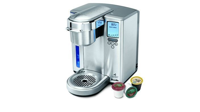 Breville K Cup Coffee Maker Problems : Breville Gourmet Single Cup Brewer In My Kitchen ...