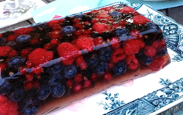 with summer berry soup citrus pomegranate terrine rustic meat terrine ...