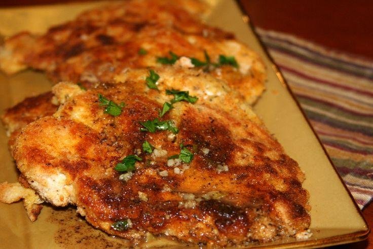Pan-fried Chicken | Paleo | Pinterest