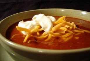 Quick and Easy Chili | Sooo I like to eat | Pinterest