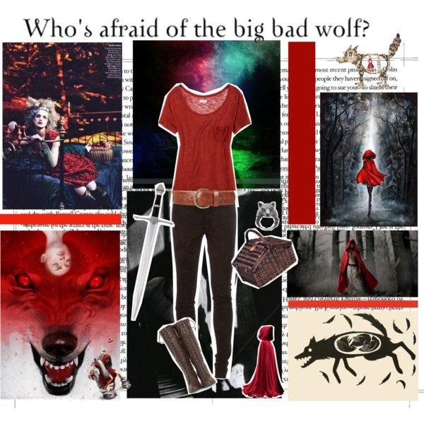 who afraid of the big bad wolf game