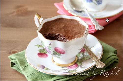 Julia Child's Chocolate Mousse Recipe — Dishmaps