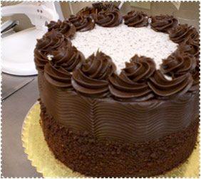 Chocolate Cassata Cake | Cassata/Gelato/Ice-Cream Cakes | Pinterest