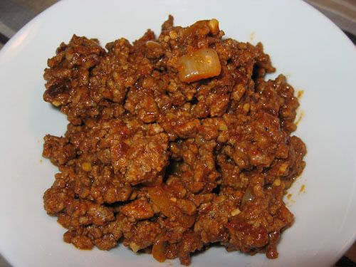 Texmex Seasoned Ground Beef * Make taco seasoned meat without the ...