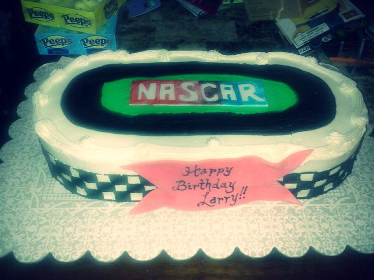 NASCAR Cupcakes - Salt And Vinegar Pork Rind Cupcakes With A Beer ...