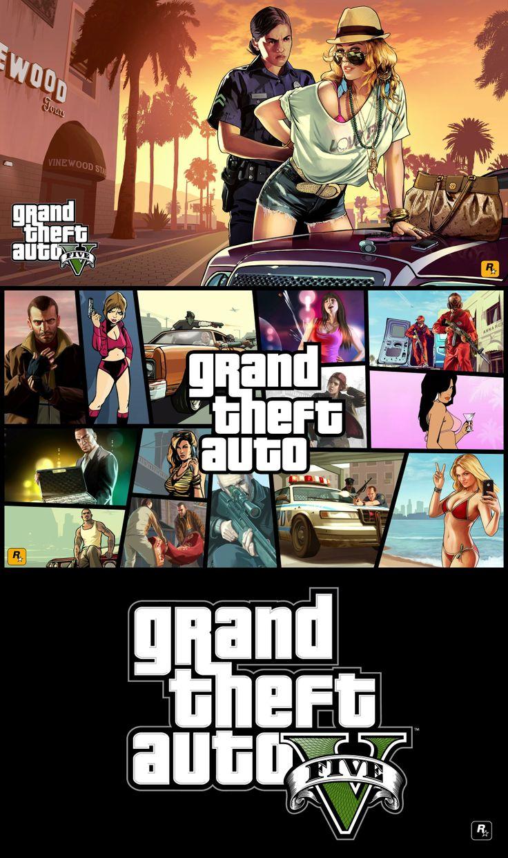 Grand Theft Auto Series