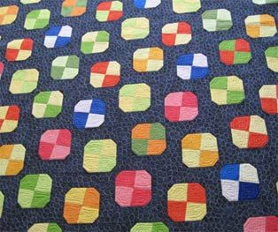 Disco Balls - Modern Quilt Pattern