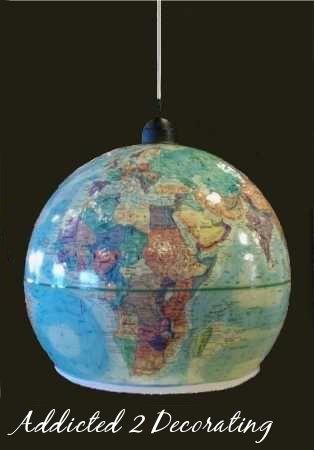 Globe Light Fixture Interiors Pinterest