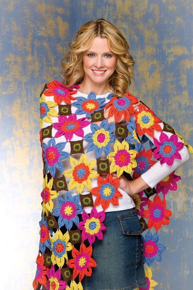 Crochet Attic Pinterest Crochet Inspiration Spring Fling