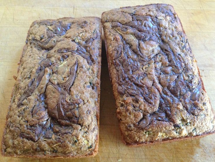 Hazelnut zucchini bread | Completed!!! | Pinterest