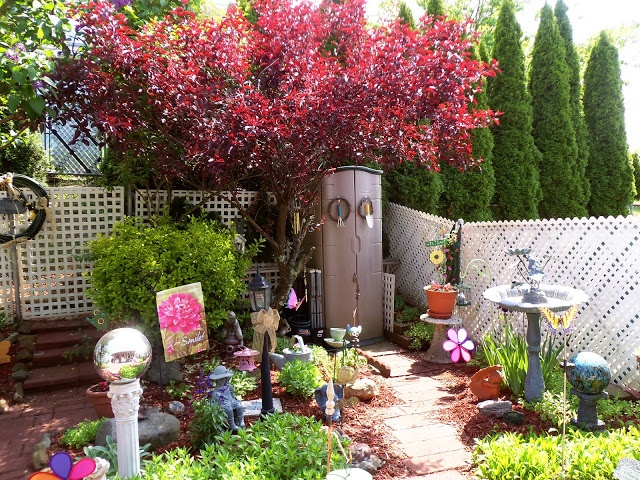debbie dabble welcome to our secret cottage garden and patio 2013