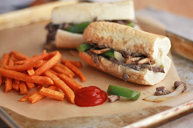 cheesesteaks | Food | Pinterest