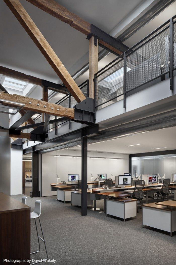 Exposed structural beams architecture fashion good for Structural interior design