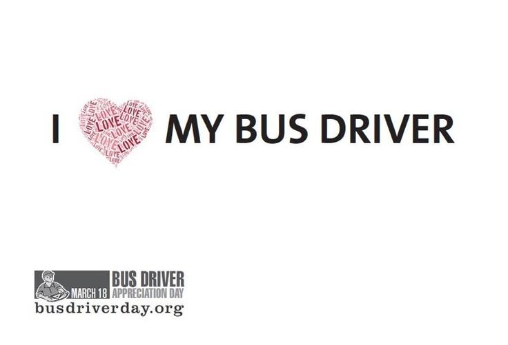 bus drivers appreciation week | just b.CAUSE