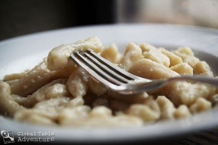 Mountain Gnocchi (Maakroun) | Recipe