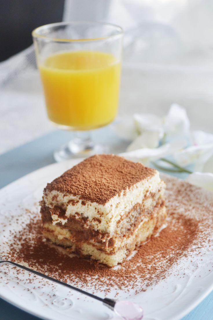 Chocolate Tiramisu | DESSERTS | Pinterest