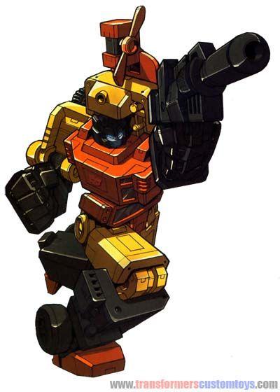 triple changer transformers