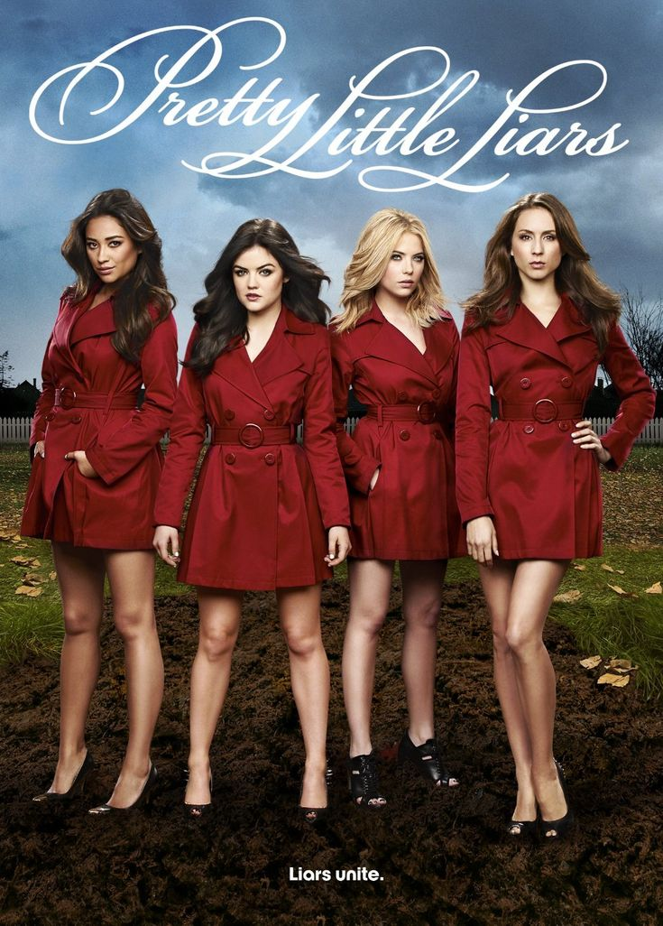Pretty Little Liars ...