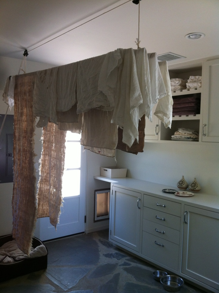 Laundry Room Drying Rack (image only)  Laundry/utility room  Pinter ...
