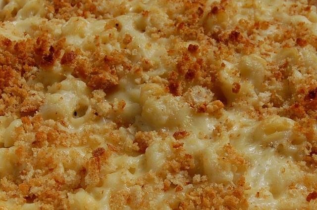 homemade mac n cheese