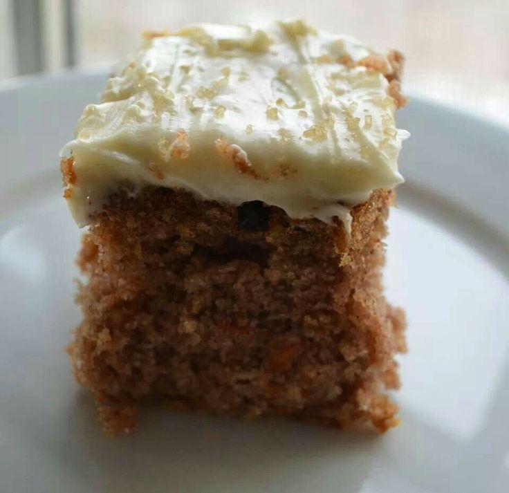 Gluten free carrot cake. | Celiac is bad, mmkay. | Pinterest