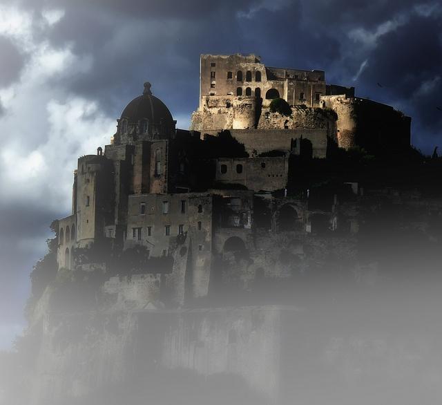 Castello Aragonese - Ischia, Italy