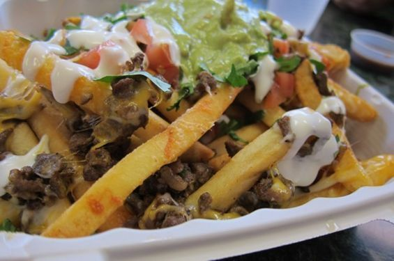 San Diego Carne Asada Fries | FOOD+DRINKS. | Pinterest