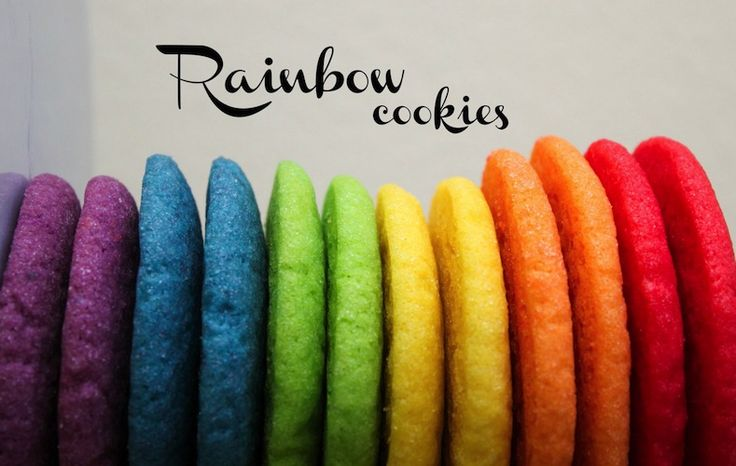 ... Rainbow Cookies http://mychiclife.com/2013/09/16/rainbow-cookies