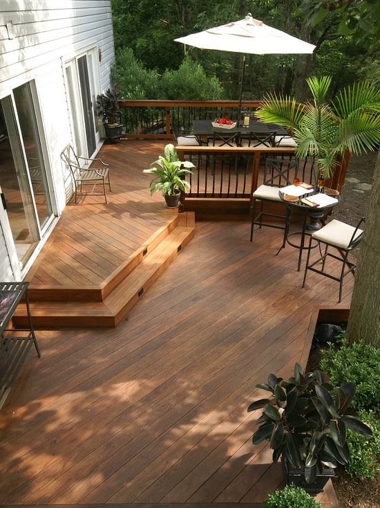 Patio deck backyard ideas pinterest for Pinterest small patio ideas