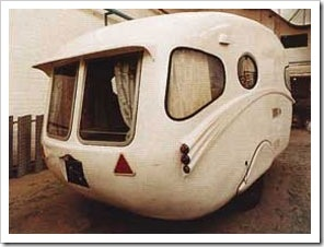 Cute! A 1957 Willerby Vogue.