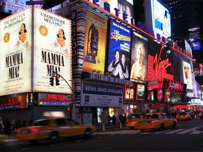 Broadway!