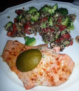 Chipotle Lime Salmon | Cooking Adventures | Pinterest