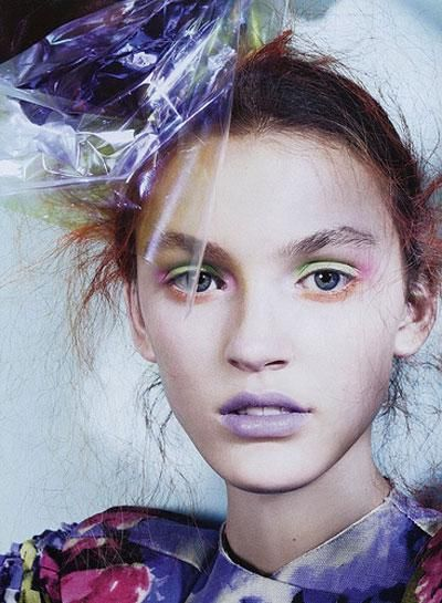 Photo: Richard Burbridge for Vogue Italia, May08