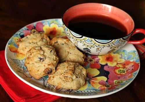 Roasted Applesauce Cookies | Recipe