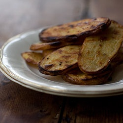 grilled salt amp vinegar potatoes