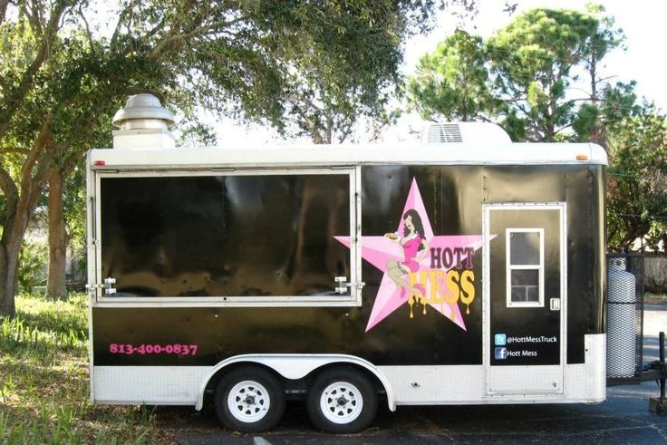 Hott mess food truck on facebook at https www facebook com pages