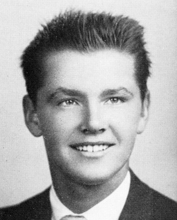 Jack Nicholson, young ...