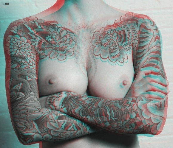 3DD, THE BOOKS OF BOOBS IN 3D