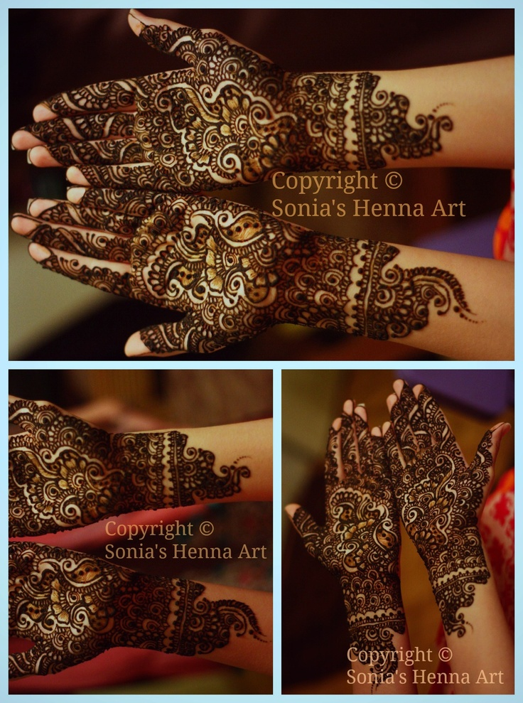 Henna Tattoo Toronto : Pinterest