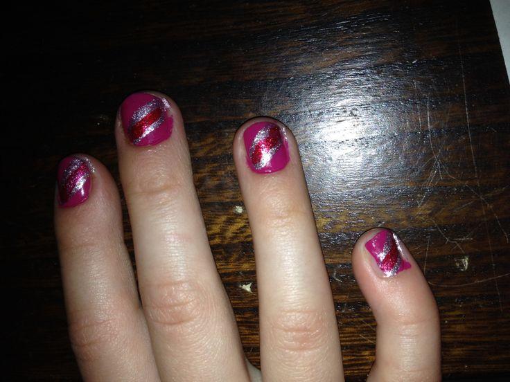 pin by laura alfaro on little girl nail art designs pinterest