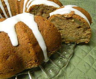 Aunt Nubby's Kitchen: Apple Coffee Cake | Sweets & Desserts | Pintere...