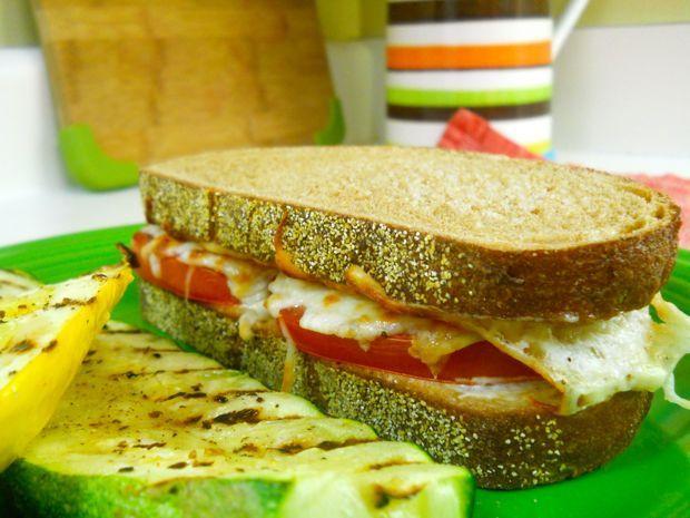 ... summer squash sandwich stackers recipes dishmaps summer summer squash