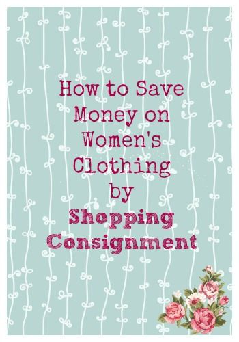 How to Save Money on Womens Clothing by Shopping Consignment