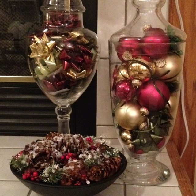 Cheap decorations for the holidays!