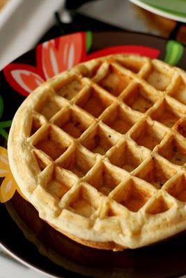 Banana nut waffles   Yum   Pinterest