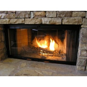 Pin By Brick Anew On Majestic Fireplace Doors Pinterest
