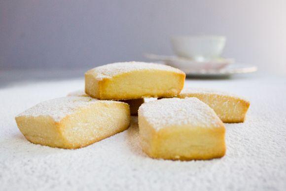 Classic Shortbread | Cookies | Pinterest