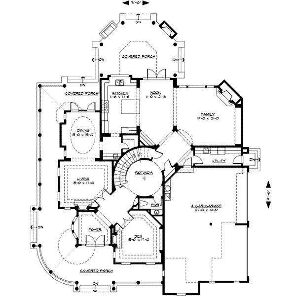 House Plans And Design Modern Victorian House Plans