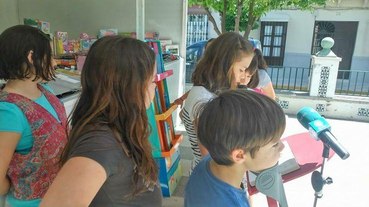 FERIA DEL LIBRO. Maratón de Lectura Juvenil. 7- Junio 2014